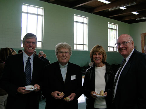 Alder wood United Church Members