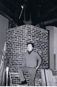 Reverend Warren at Bezek Centre
