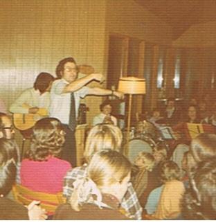 Friday Night Worship 1975