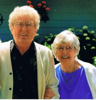 Mr and Mrs Warren