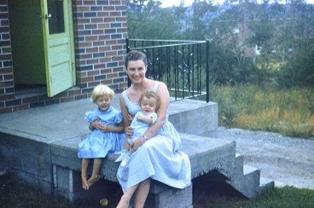 Family photo 1957