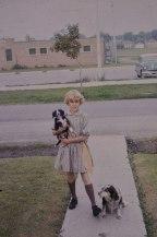 Daughter Cindy in Sudbury Ontario