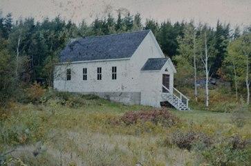 Larch wood United Church in Sudbury Ontario