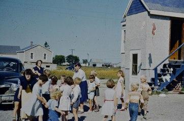 Sunday School in Sudbury Ontario
