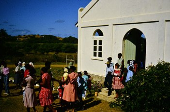 Windward Island Church 1980