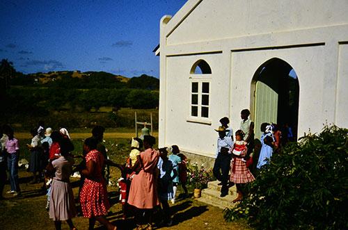 Windward Island Church 1980